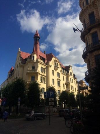 Riga Art Nouveau 7