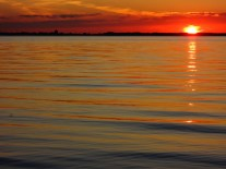 Sunset on the Baltic Sea 3