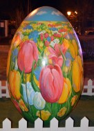 Tulips Easter Egg