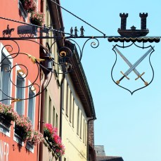 Rothenburg shop sign 5