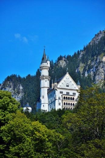 Neuschwanstein castle 4