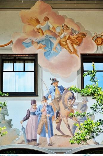 v4 Oberammergau air painting