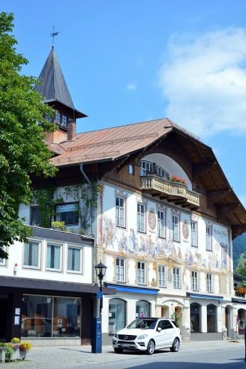 v6 Oberammergau air painting