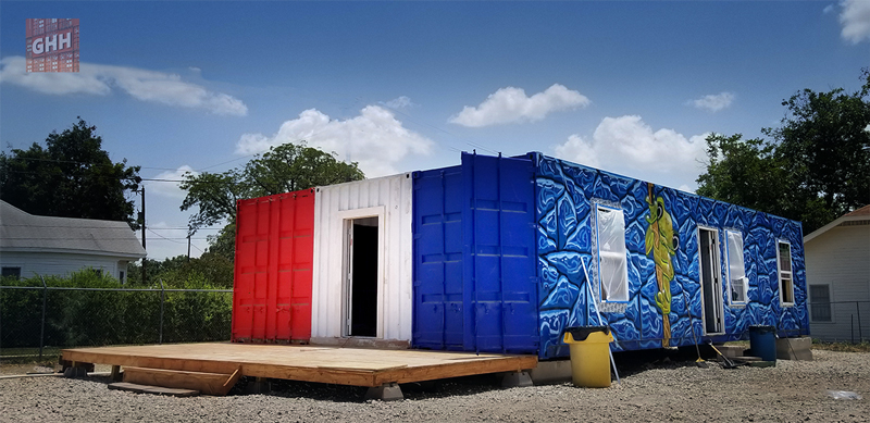 Shipping Container Home Kit For Sale San Antonio Texas