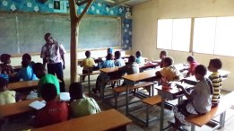 Grade Three Class