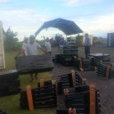 Desks for Kosipe - Tanipai Community School at Manolos Aviation