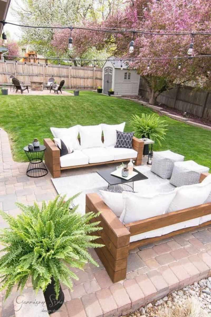 Ghế lười sân vườn