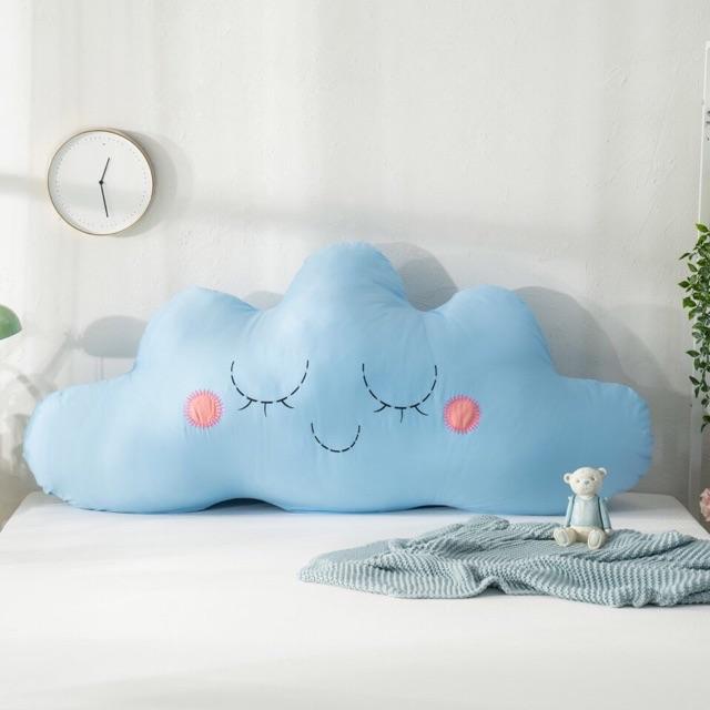Gối tựa đầu giường hình đám mây