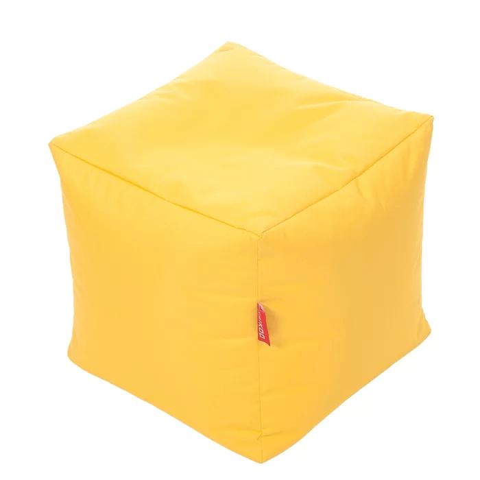 Ghế lười gác chân hình vuông