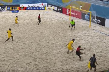 beach soccer championships