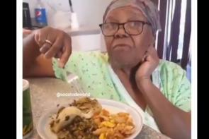 caribbean comedy funny videos Jamaican Grandma