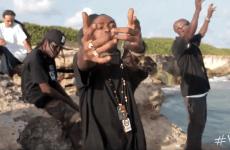 Virgin islands Hip Hop Cypher