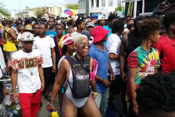 US Virgin Islands News ST. Thomas Carnival Video