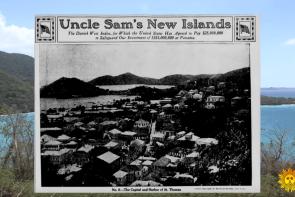 US Virgin Islands History Almanac CBS NEWS