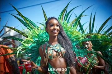 Going Bananas Jamaican Carnival
