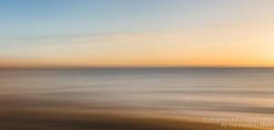 Impressionist Sunrise over the Sea