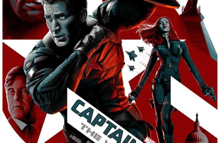 #Movies – Captain America 2: The Winter Soldier (Review)