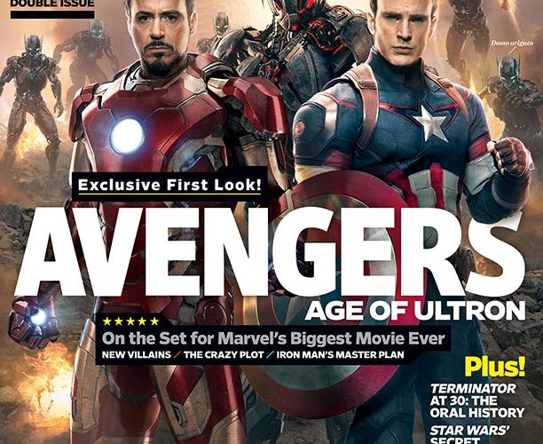 #Movies – Avengers:  Age of Ultron (Ultron Revealed)