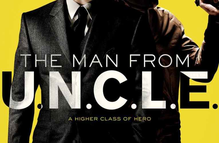 #Review – The Man from U.N.C.L.E. (or when Superman and the Lone Ranger saved the world)