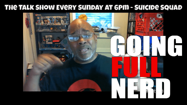 The Talk Show Every Sunday at 6pm – Suicide Squad