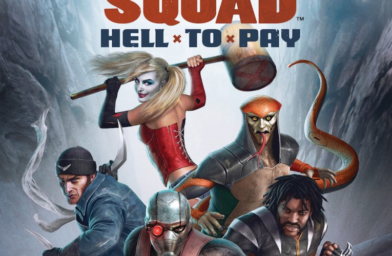 """""""Suicide Squad: Hell To Pay"""" Animated Feature coming April 10"""