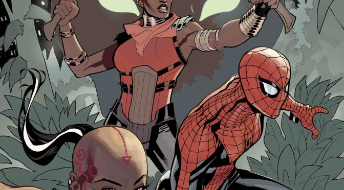 The Black Panther's Dora Milaje Meet The Marvel Universe in WAKANDA FOREVER!