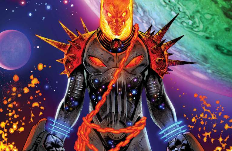 COSMIC GHOST RIDER: Punishment By Fire!