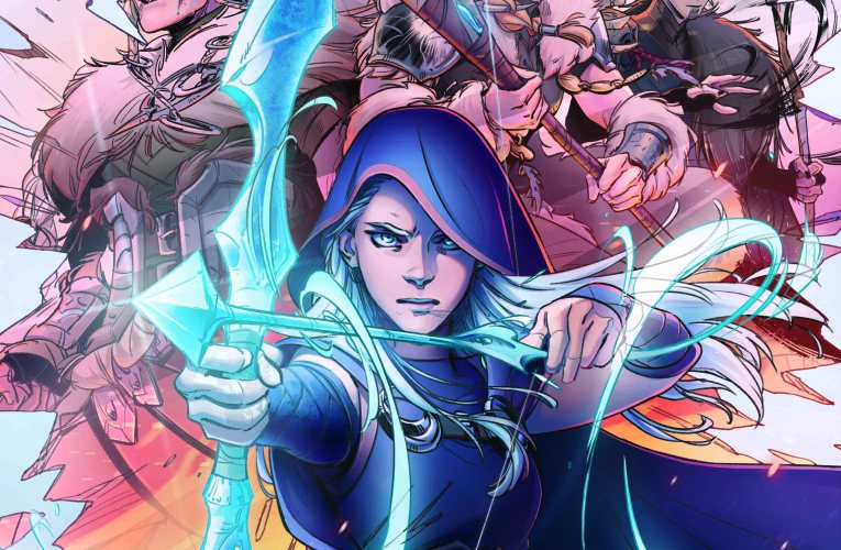 Marvel and Riot Games Team Up to Publish League of Legends Graphic Novels!