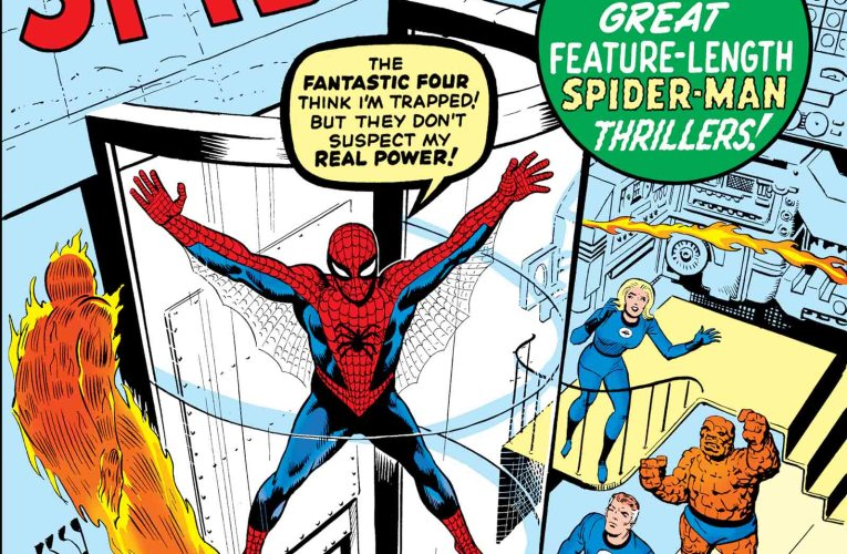 Relive Marvel's Legendary Tales with TRUE BELIEVERS: SPIDER-MAN Comics!