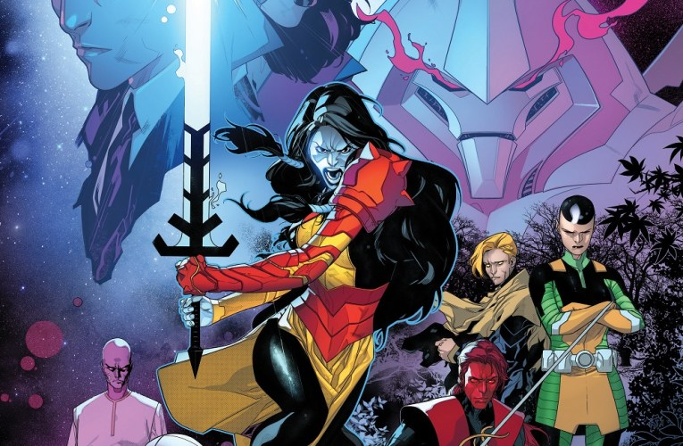 MARVEL'S PULL LIST UNVEILS EXCLUSIVE PREVIEW FOR UPCOMING MARVEL COMICS