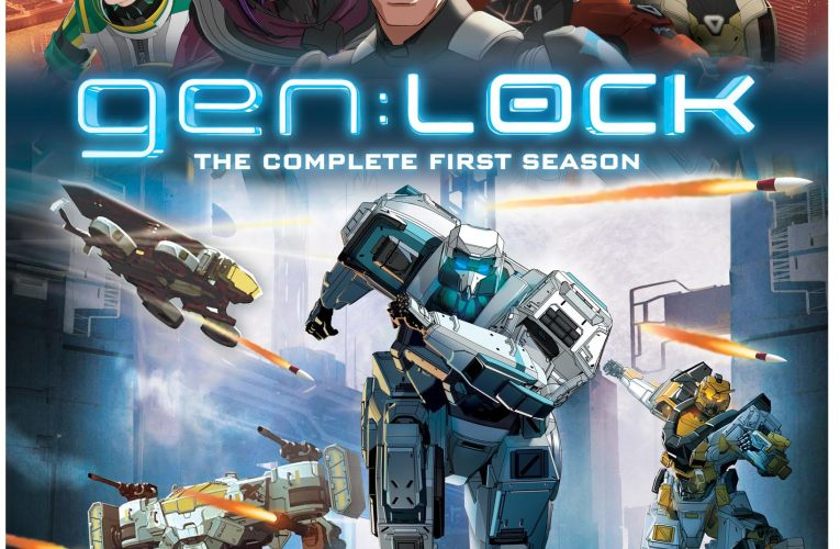 A DARING TEAM OF HEROES PREPARES TO SACRIFICE EVERYTHING TO SAVE THE PLANET gen:LOCK – THE COMPLETE FIRST SEASON