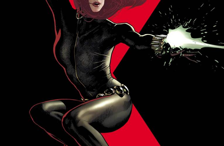 BLACK WIDOW FACES HER WORST ENEMY IN NEW SERIES BY KELLY THOMPSON!