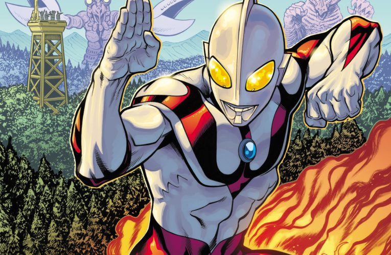 COVER AND STORY DETAILS REVEALED FOR ULTRAMAN'S UPCOMING MARVEL COMICS ADVENTURES