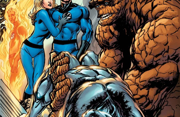 "NEAL ADAMS AND MARK WAID JOIN FORCES FOR ""FANTASTIC FOUR: ANTITHESIS"""