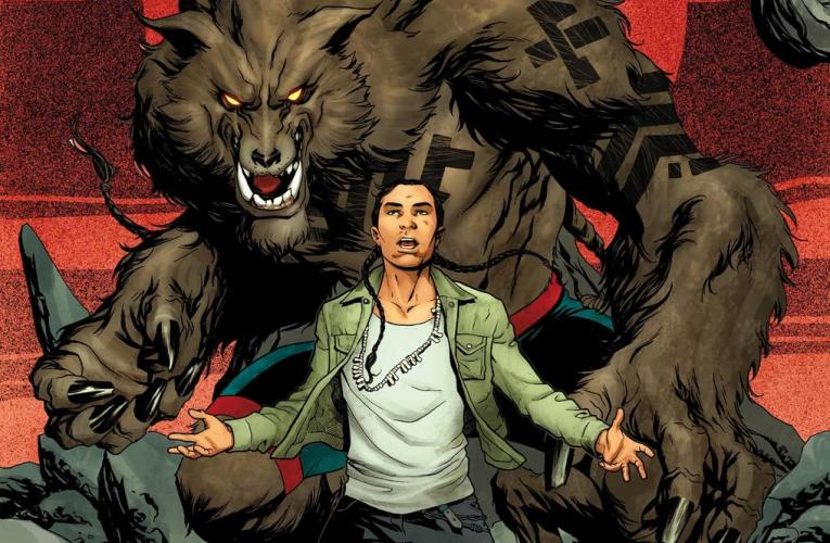 TABOO OF THE BLACK EYED PEAS AND CO-WRITER BEN JACKENDOFF REVEAL DETAILS ABOUT WEREWOLF BY NIGHT!