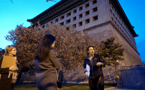 Midnight in Peking Walking Tour