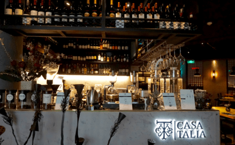 Casa Talia by Tiago