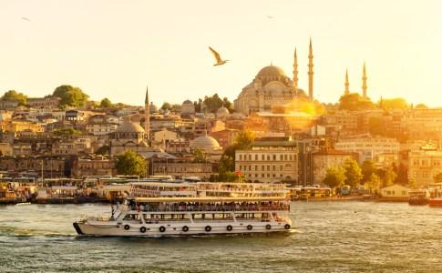 Turkish Tourism Drops