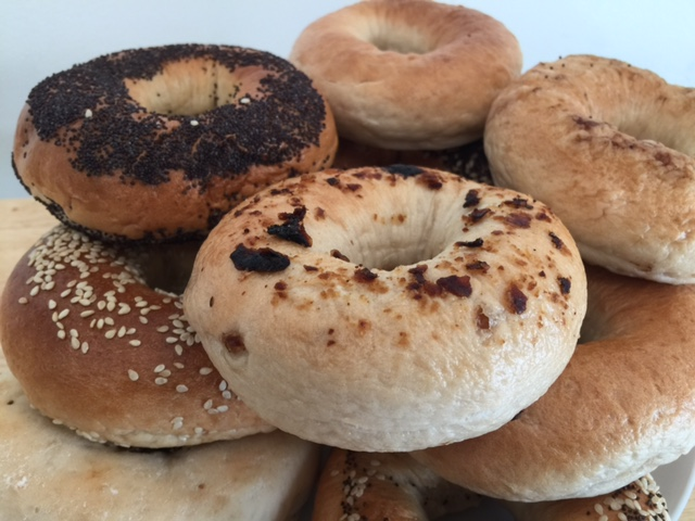 Breaking news to building bagels