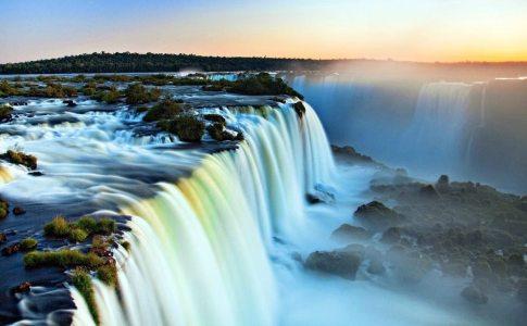 turning off niagara falls