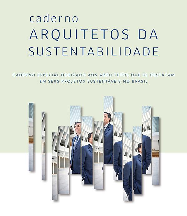 caderno arquitetos da sustentabilidade