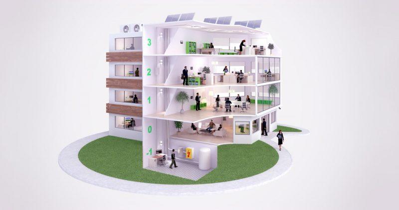 Schneider Electric anuncia plataforma de inovação aberta para edifícios