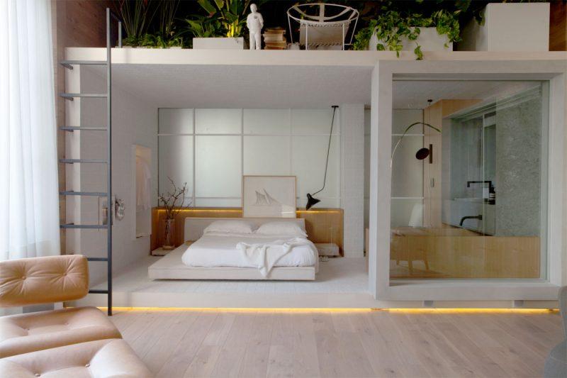 Casa Cor São Paulo - Loft Ninho | Nildo José
