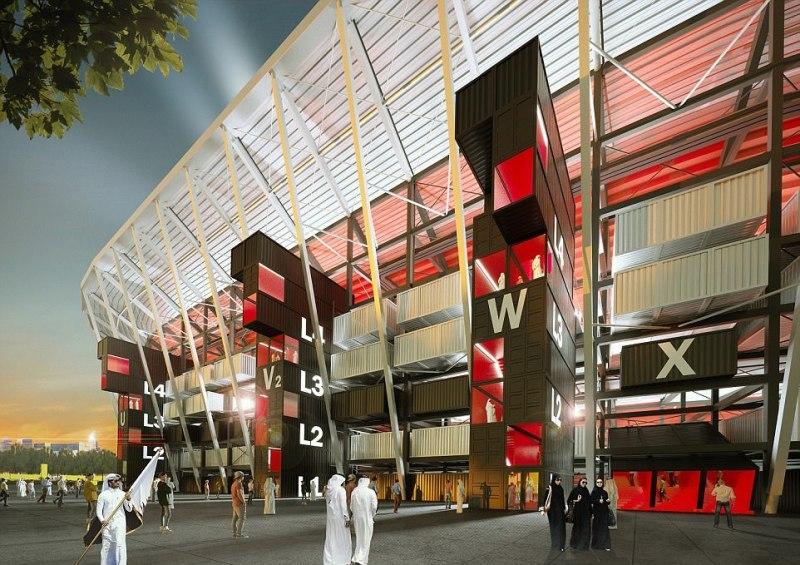 Ras Abu Aboud Stadium | Cidade: Doha