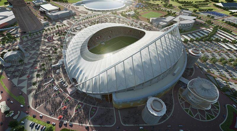 Copa do Mundo do Qatar será uma das mais inovadoras