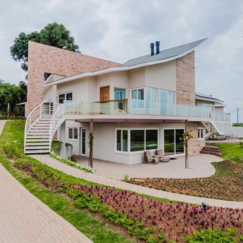 Casa Onda recebeu a certificação GBC Casa nível Ouro
