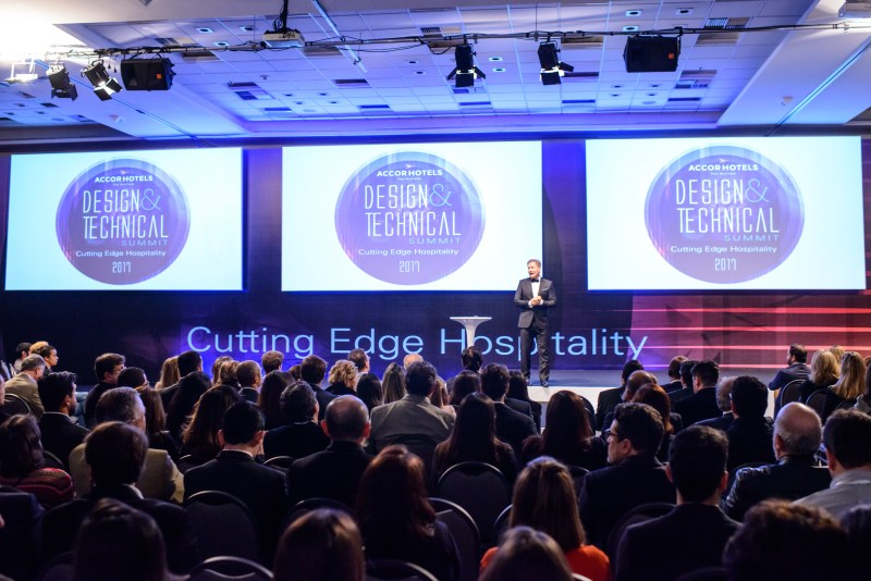 AccorHotels promove a 3ª edição do Design & Technical Summit