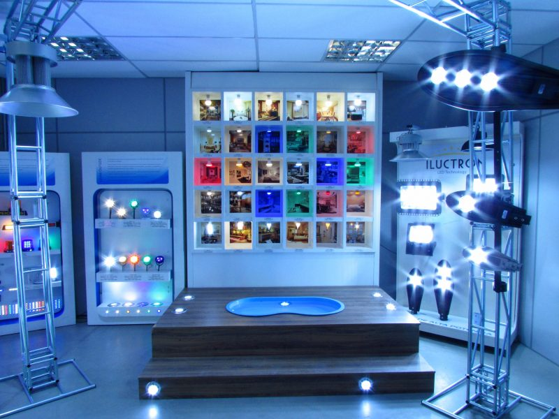 showroom Iluctron
