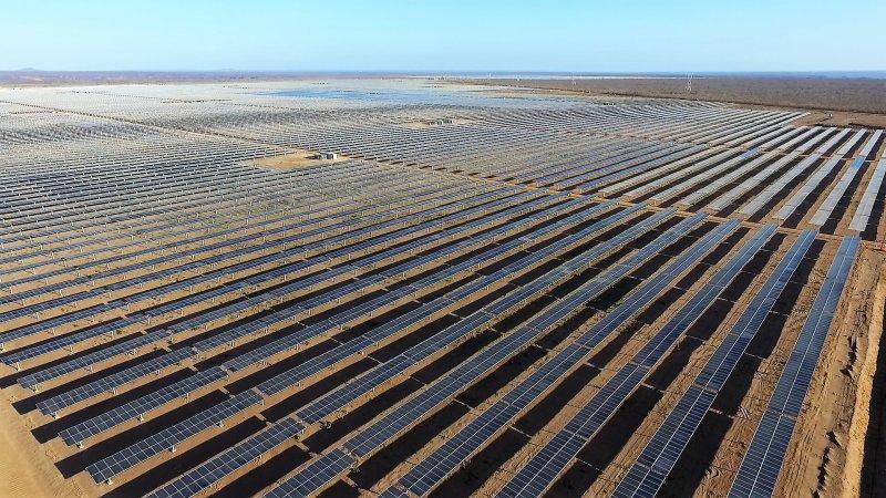 parque solar fotovoltaico no Piauí