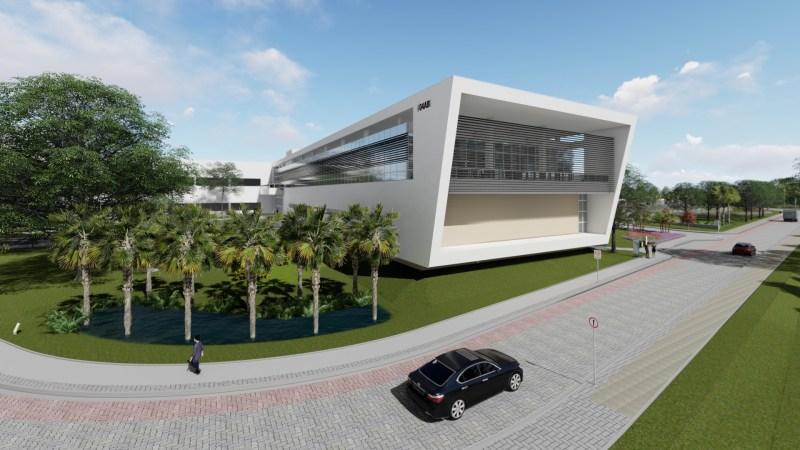 imagem do projeto do Centro Tecnológico de Plataformas Vegetais